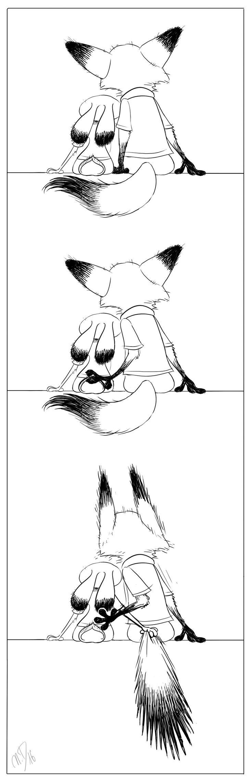 Art of Nik - 004 - Nice Tail by nik159 on DeviantArt