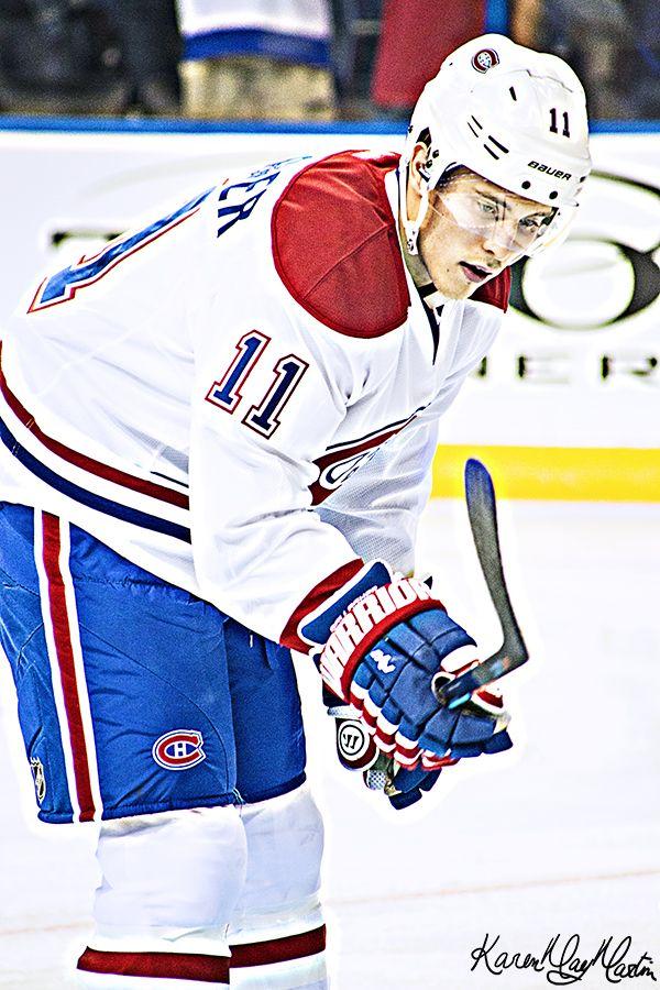 Brendan Gallagher Montreal Canadiens