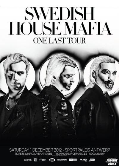 Swedish House Mafia 01-12-2012 One Last Tour Antwerp