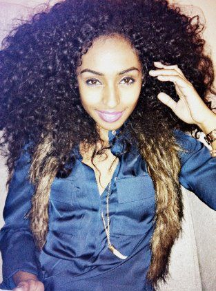 real light skin girl with curly hair