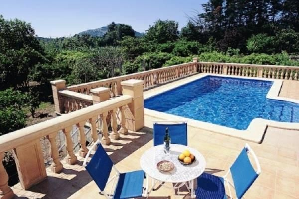Villa de vacaciones en Pollensa. 5 Dormitorios + 3.5 Baños + 10 Plazas > http://www.alwaysonvacation.es/alquileres-vacaciones/1363967.html?currencyID=EUR #AlwaysOnVacation #Verano #IslasBaleares