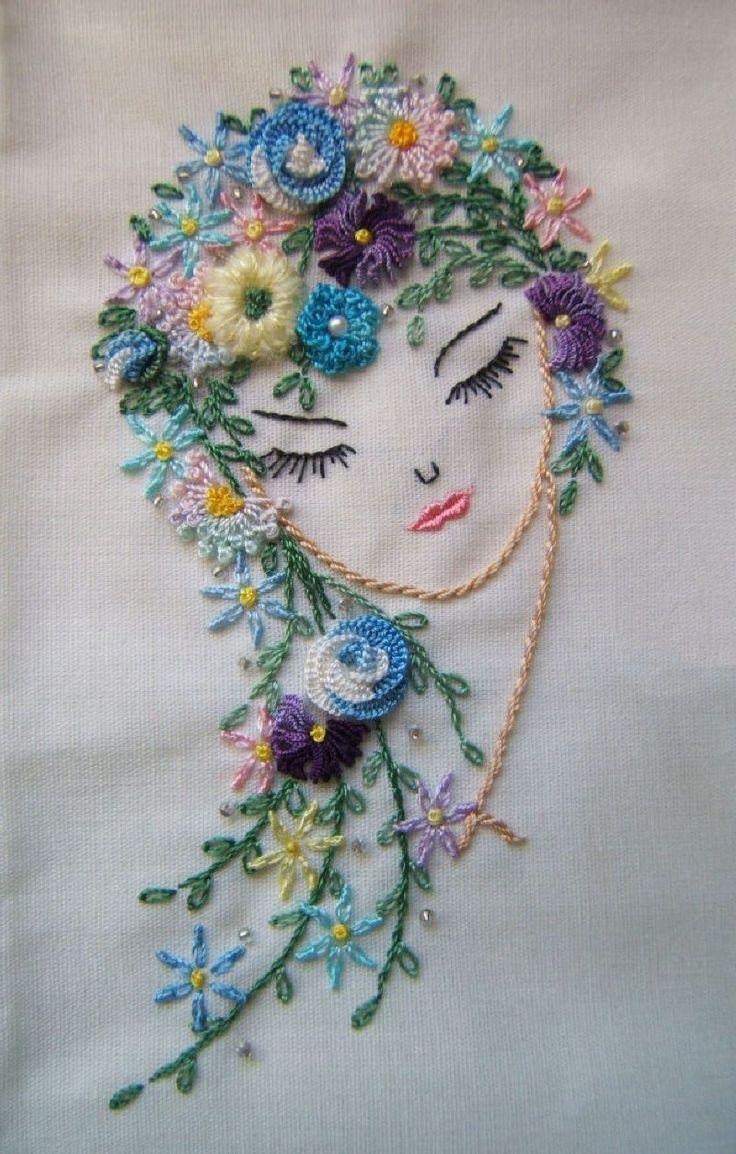 Ribbon embroidery bedspread designs - Brazilian Embroidery Bedspread Designs E3b320476f3a63809a4a1bdb56fb1803 Jpg 800 1 255 Pixeles Brazilian Embroiderycrochet Download