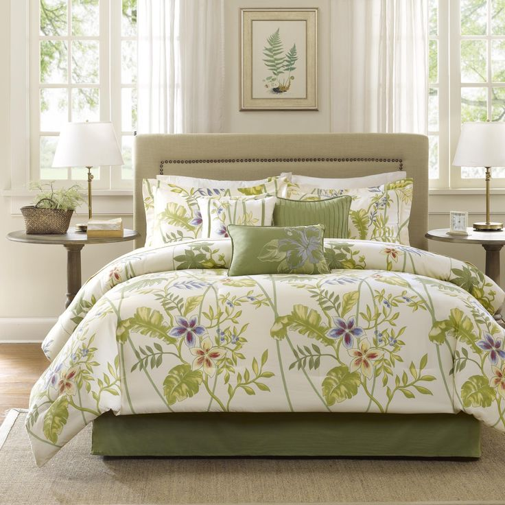 Madison Park Hana 7-Piece Comforter Set