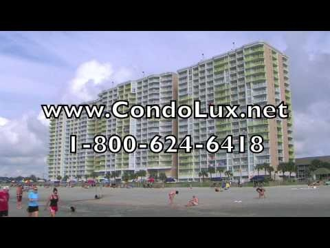 Bay Watch Resort - Oceanfront Resort located in North Myrtle Beach, SC.
