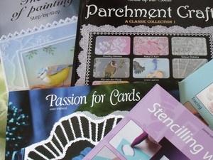 PARCHMENT CRAFT BOOKS