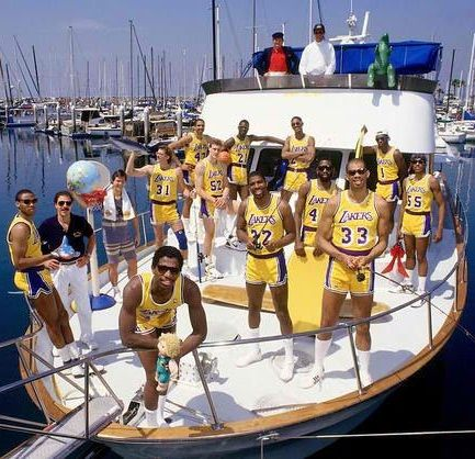 Los Angeles Lakers The Show Time
