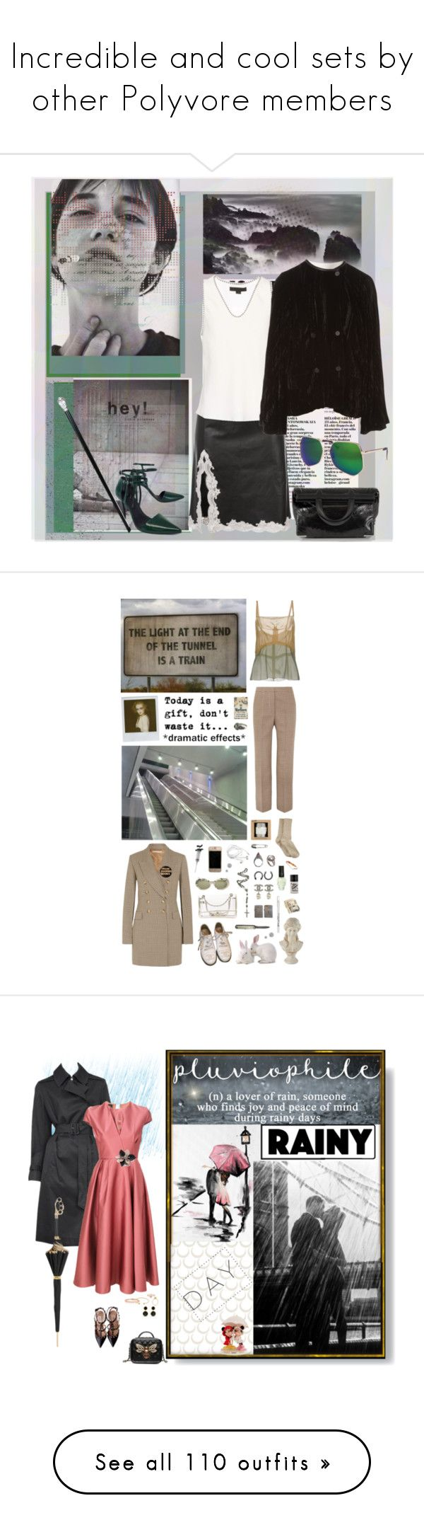 """Incredible and cool sets by other Polyvore members"" by sunnydays4everkh ❤ liked on Polyvore featuring Alexander Wang, Grey Ant, STELLA McCARTNEY, Marni, Universal Lighting and Decor, Chanel, HUE, November, American Apparel and Zippo"