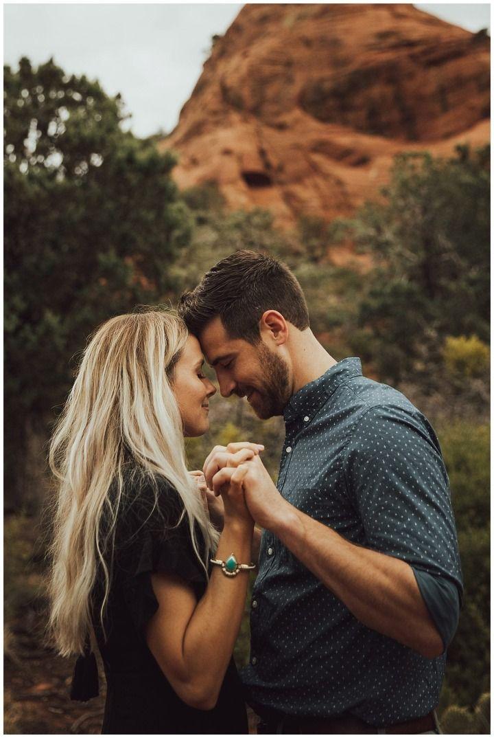 Sedona Engagement || Jane in the Woods » Sedona & Destination Wedding Photograp…