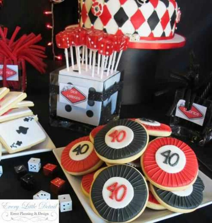 641 Best Images About Casino Party Ideas On Pinterest