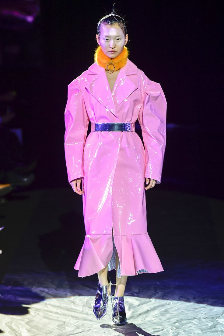 Annakiki show Ready To Wear collection Fall Winter 2017 in Milan