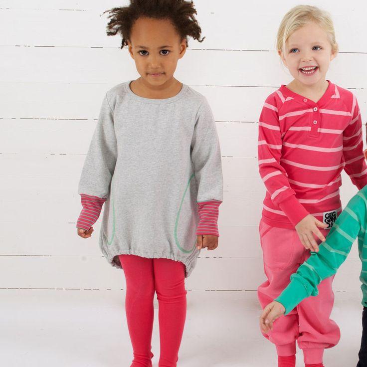 Ekologiska barnkläder & babykläder online - Geggamoja