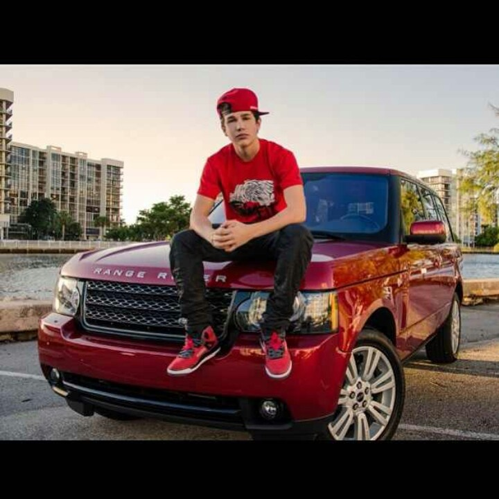 Austin Mahone my dream hubby and my dream car but its goin to be black and white