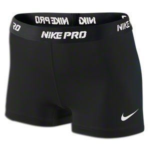 Nike spandex! I love them. There cute and simple!