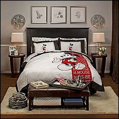 decorating theme bedrooms maries manor mickey mouse bedroom ideas minnie mouse bedroom decorating - Disney Bedroom Designs