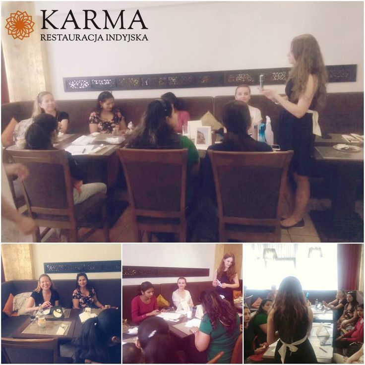 Product Presentaion Event organised by AMWAY.. Hope to see you soon again @ http://www.restauracjakarma.pl/ https://karmarestaurantpl.wordpress.com/