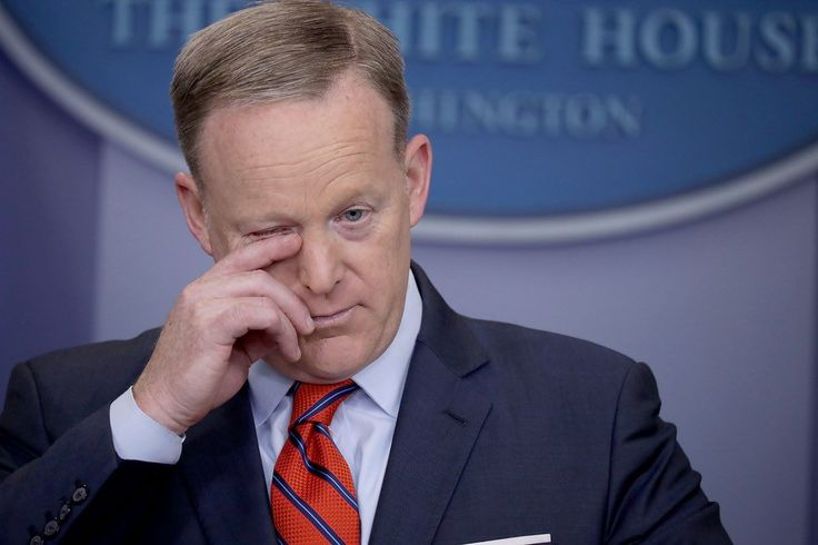 Trump didn't let Sean Spicer meet the Pope out of sheer meanness. | New Republic
