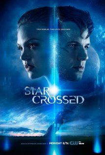 Star-Crossed (2014)   About an epic romance between a human girl and an alien boy when he and others of his kind are integrated into a suburban high school 10 years after they landed on Earth and were consigned to an internment camp.
