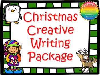 This Christmas Creative Writing Package includes a mini-lesson, graphic organizer (story map), fun Christmas vocabulary activity, 5 holiday writing prompts, Christmas writing paper and a self-assessment checklist. Print and go - use with your favourite Christmas book OR as a stand-alone writing activity.