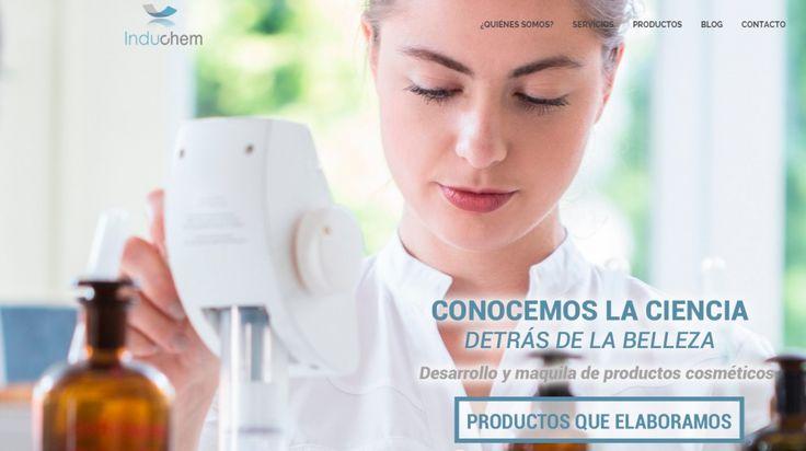 Induchem  Es una empresa maquiladora ubicada en Civac, muy cerca de Cuernavaca.  Tienen más de 10 años de experiencia en el mercado de productos de cuidado personal, regidos por los más altos estándares de calidad. Y además están certificados por la Cofepris.