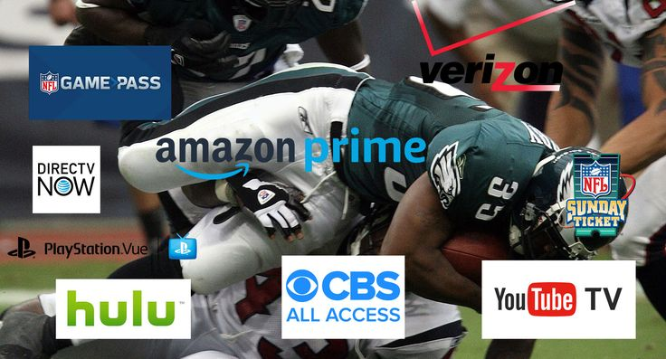 Complete guide to stream NFL games live in 2017  https://www.htpcbeginner.com/stream-nfl-games-live-in-2017/  While cable and satellite subscriptions once reigned supreme, streaming has taken over as the medium of choice. With options such as Netflix, Hulu, and Amazon Video, it's increasingly feasible to cut the cord. But for sports, that's often difficult.