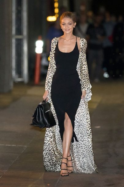 Celebrity Trend: The Leopard Print Coat | British Vogue