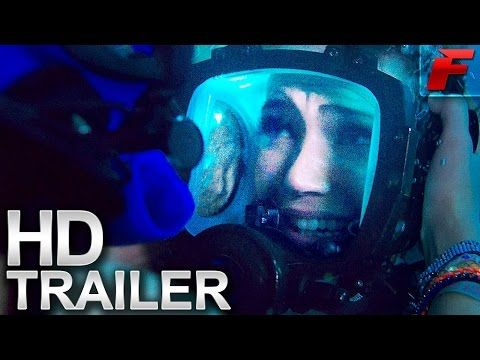 47 METERS DOWN Trailer  (June 2017) - Two sisters, vacationing in Mexico, are trapped in a shark cage at the bottom of the ocean. - Mandy Moore, Claire Holt, Matthew Modine - Trailer courtesy of Dimension | Film Trailer Zone
