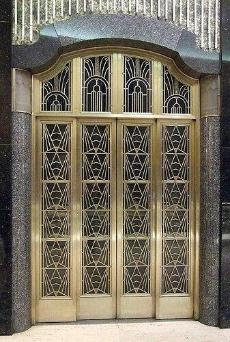 abraham strauss 1928 brooklyn ny elevator doors