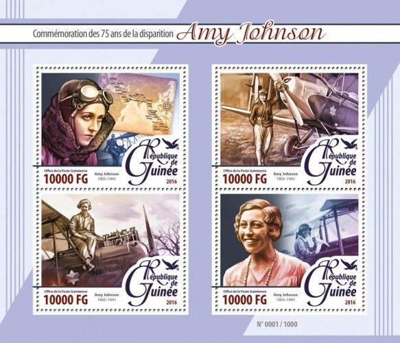 GU16101a Amy Johnson (Amy Johnson (1903-1941))