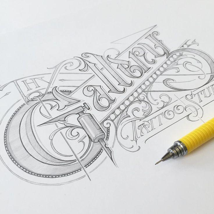 Pencil progress