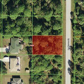 Residential vacant land for sale in Port Charlotte, Florida! Nice Buildable lot near beaches. We offer new construction services...