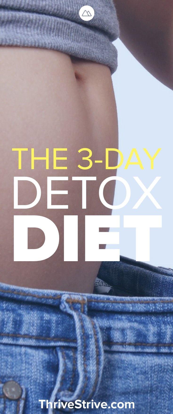 How to Do a Carb Detox: The 3-Day Detox Diet PlanRachel Roberts Tilburg