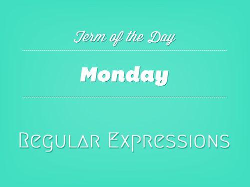 Regular Expressions via Skillcrush