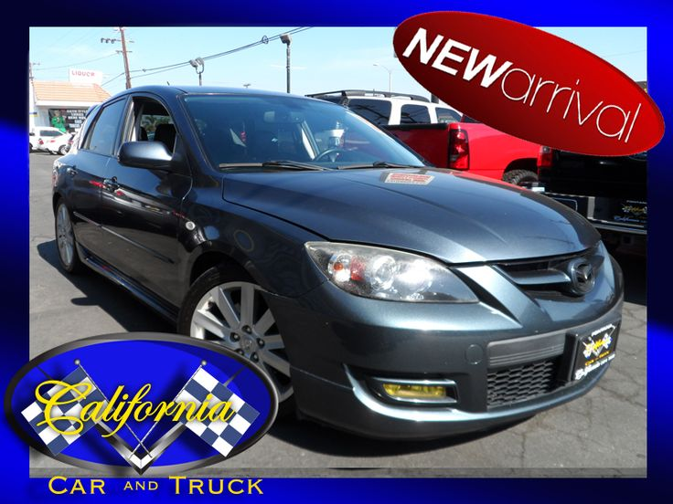 California Car And Truck Has A MAzdaspeed 3 For Sale ! Very Fast Car
