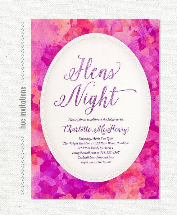 Best 25+ Hens night invitations ideas on Pinterest Hens party - bachelorette invitation template