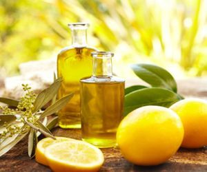 Lemon essential oil beneficial for weight loss, fever, hair care, stomach disorders, asthma, hair highlighting.