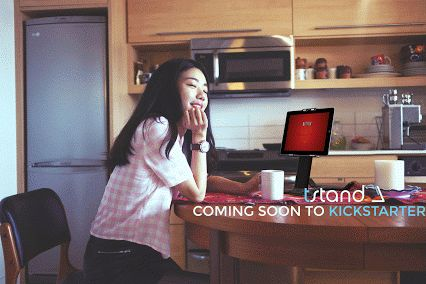 Watch Netflix hands-free with tstand iPad holder! Recently funded $200K on Kickstarter, tstand is the ultimate tablet accessory! Get it at www.tstand.com