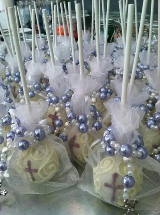 Religious Cake Pops