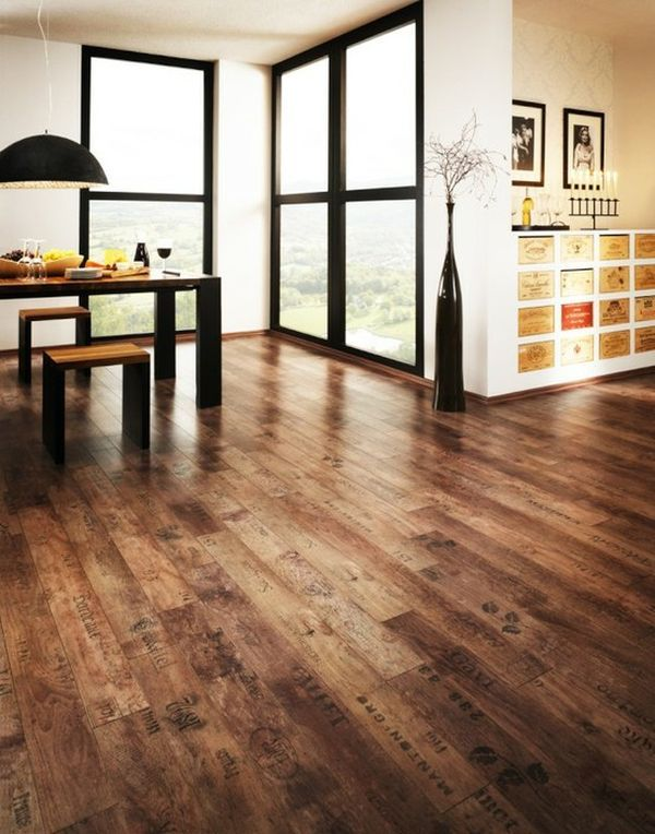 Reclaimed wood flooring  an eco-friendly option that comes with many  advantages