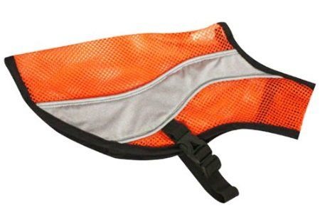 Canine Friendly High Visibility Dog Vest, $22