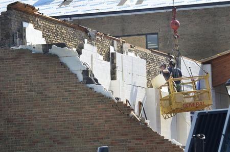Restoration begins at Ursuline College after tornado - news-herald.com