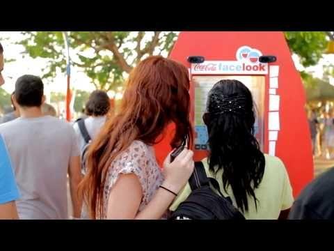 Coca-Cola Israel - Summer Love FaceLook