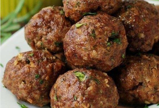 Bolitas de carne, ¡ideal para complacer a tus invitados!   Confirmado   -   http://confirmado.com.ve/bolitas-de-carne-ideal-para-complacer-a-tus-invitados/