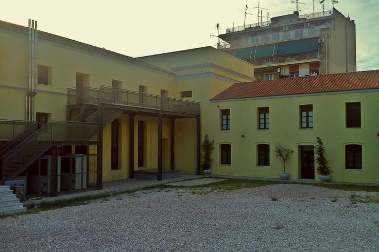Walking Athens - Route 16 / Metaxourgeio