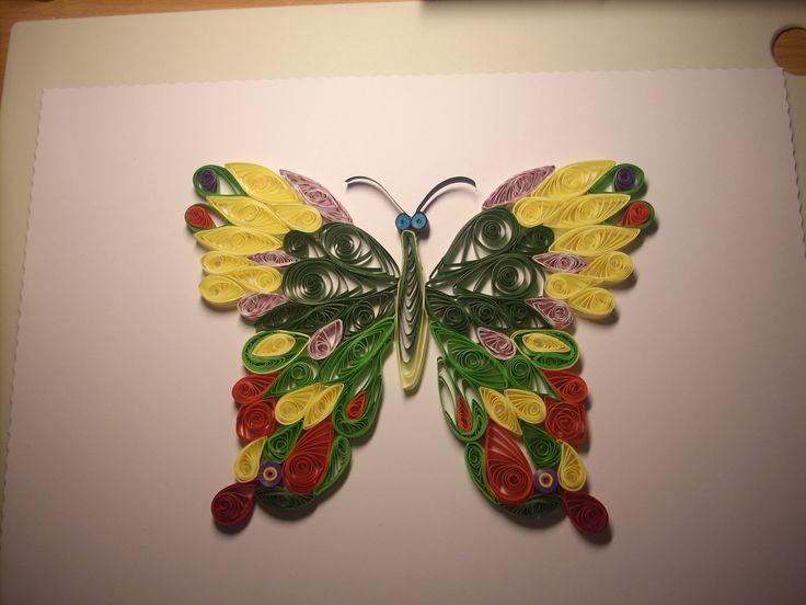 egy újabb pillangó