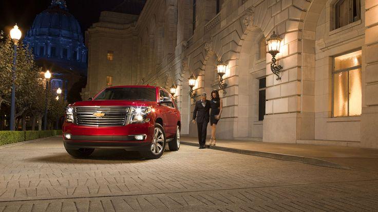 Новый Chevrolet Tahoe купить у дилера в Москве: продажа и цены Шевроле Тахо 2016 в автосалоне