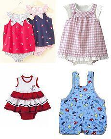 Песочник – шьем одежду для пляжа - Одежда для малышей - Выкройки для детей - Каталог статей - Выкройки для детей, детская мода