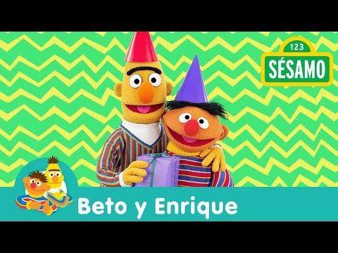 Sésamo: El cumpleaños de Beto – YouTube