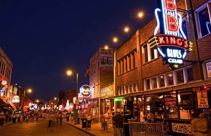 Blues Highway-Route 61 Tennessee&Mississippi