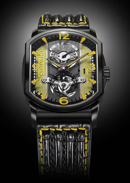 Chopard One Tourbillon Watch