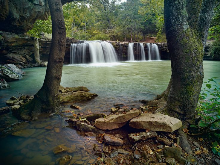 Ozark Swimming Hole ... Ozark National Forest, Arkansas taken by Ed Cooley    Tammie we need to go here!